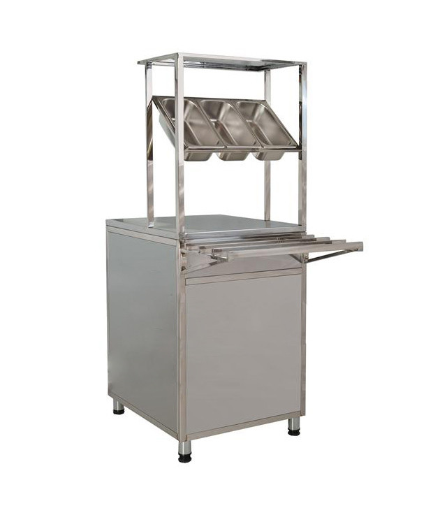 Стол для приборов и хлеба