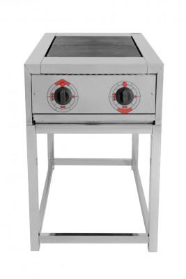 Электрическая плита двух-конфорочная без жарочного шкафа