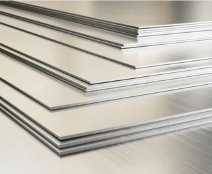 Лист стальной нержавеющий AISI 430-0